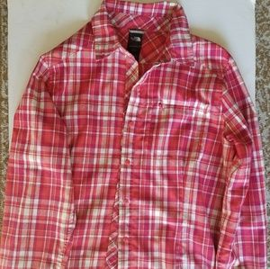 The North Fase Womens Blouse Sz M